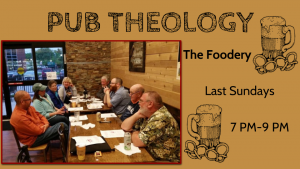 FPC Pub Theology, The Foodery, Phoenixville