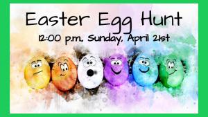 Easter Egg Hunt, First Presbyterian Church, Phoenixville