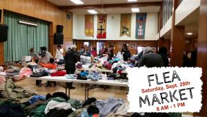 Flea Market First Presbyterian Church Phoenixville PA