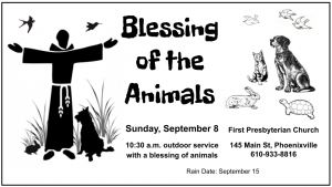 Blessing of the Animals 2019