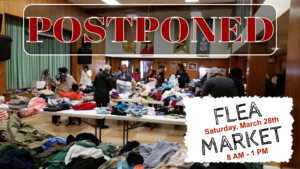 Flea Market - March 2020