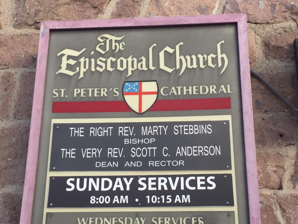 st. peter's sign