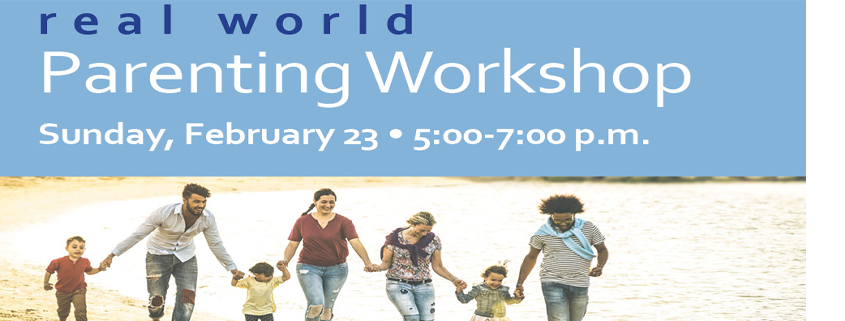 Real World Parenting Workshop