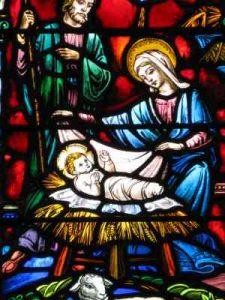 Jesus as Baby 300