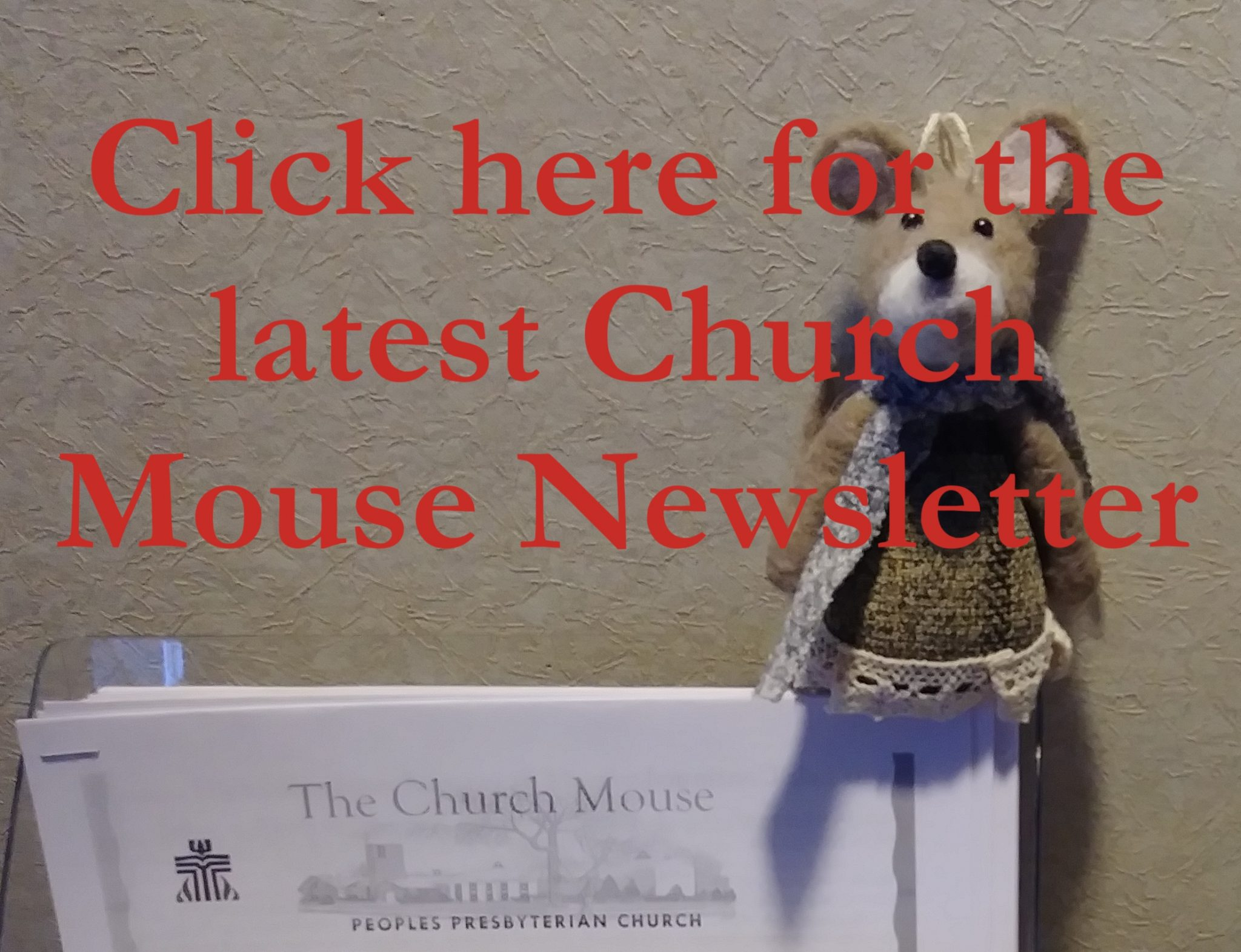 The Church Mouse Newsletter