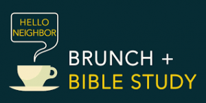 Brunch and Bible Study