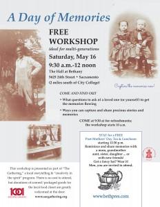 oral history workshop flyer-rev2.indd