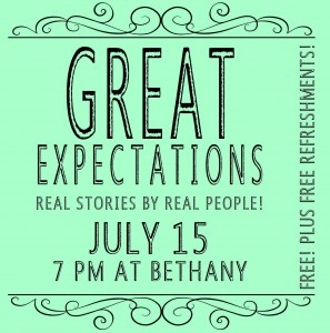 great expectations logo rev