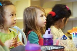 as preschool