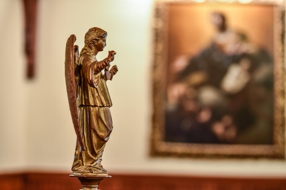 bronze angel (1 of 1)