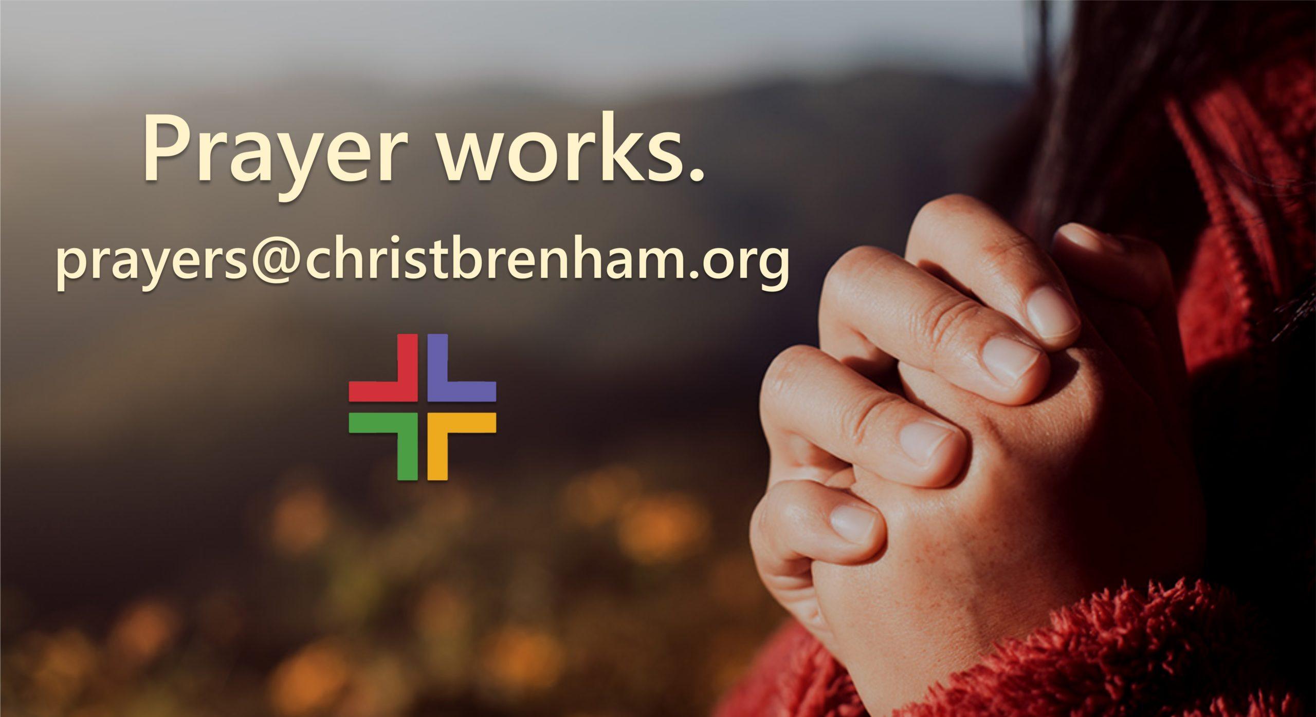 Prayer Works ad