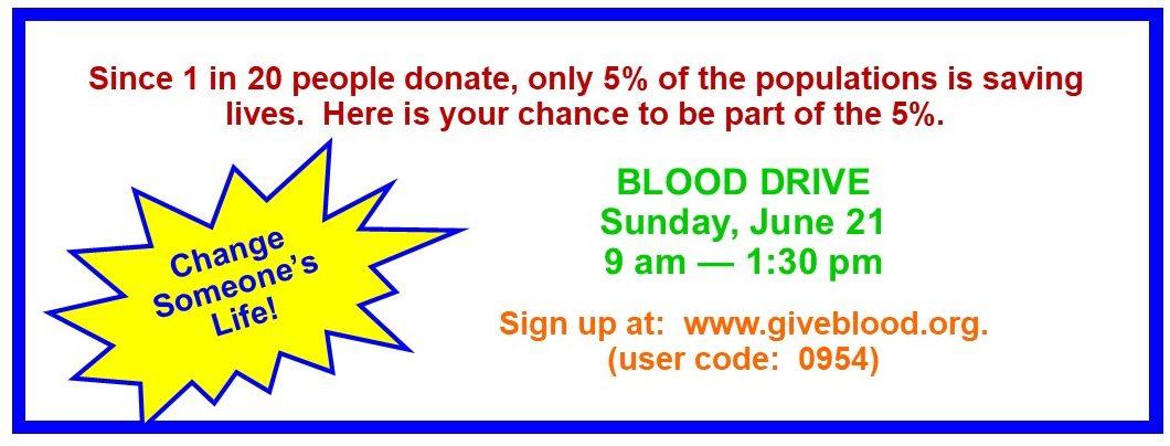 Blood Drive Banner 3