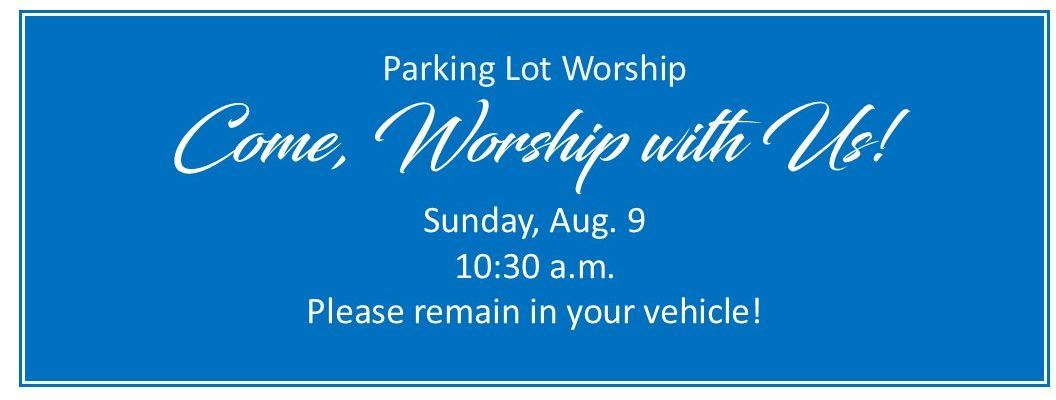 Worship Aug. 9