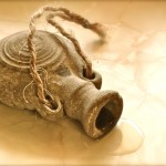 oil flask