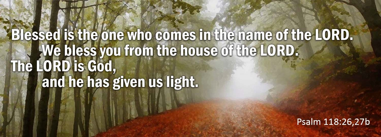 psalm 118 26